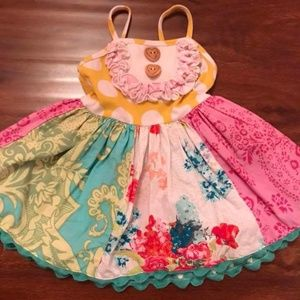 Sweethoney boutique dress size 18 months